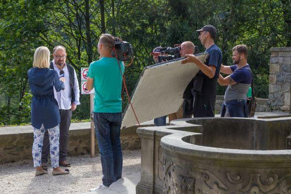 Łowcy Przygód na żywo w TVP3.