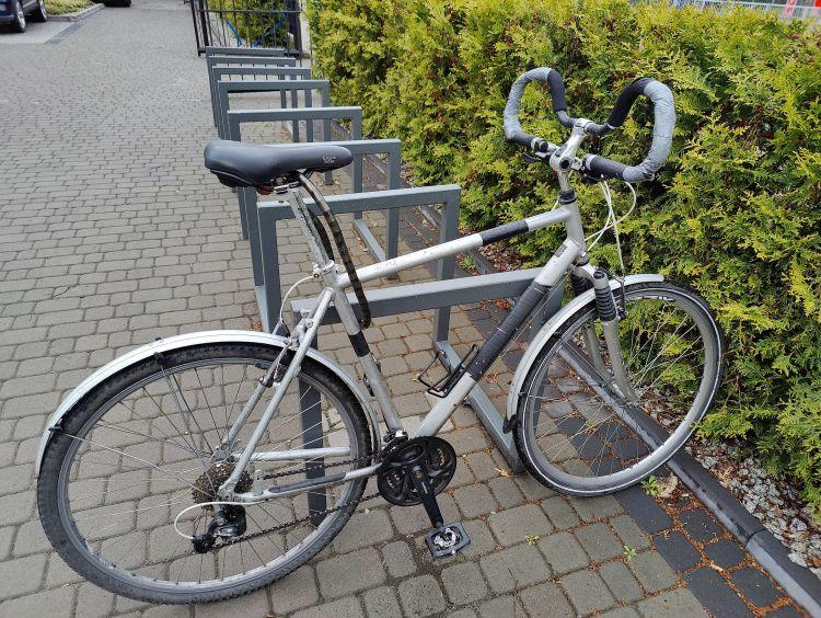 Mój stary prawie 20 letni rower