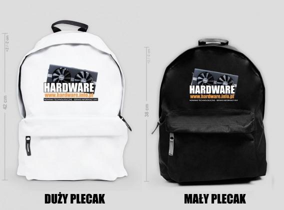 Plecaki z logiem Hardware.info.pl