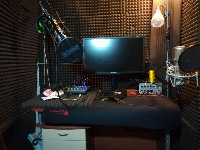 Studio w pełnej krasie