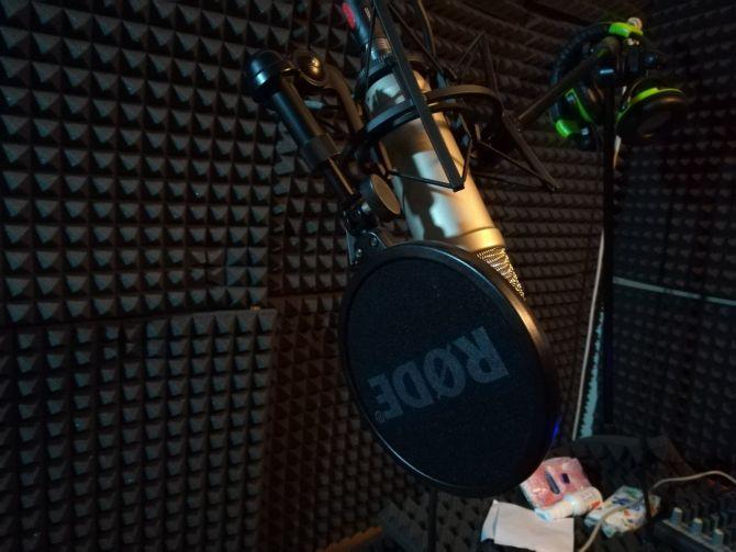 Mój kochany mikrofon RODE NT1-A