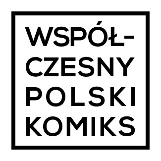 """KSIĄŻKA - """"Współczesny polski komiks"""""""