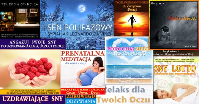 Medytacja, afirmacje mp3 na Prekognicja.pl