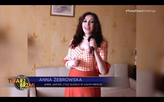 TwojaTwarzChallenge - Anna Żebrowska