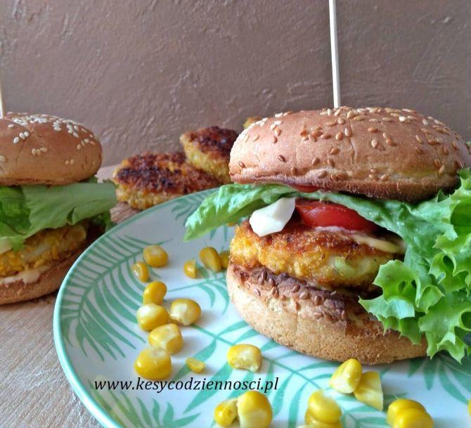 burgery z kurczaka
