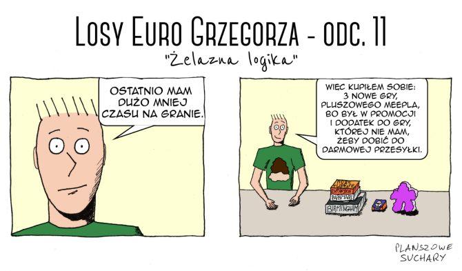 Losy Euro Grzegorza - odcinek 11