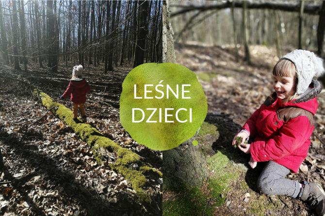 leśne dzieci