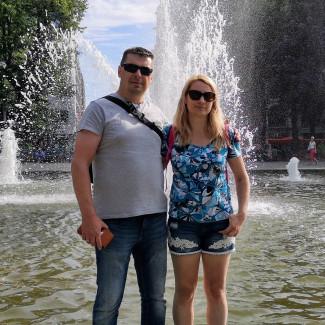 Krzysztof i Barbara Mazurek