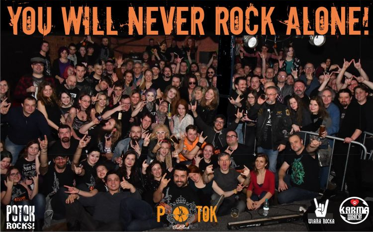 Potok: Drugi Dom Ludzi Rocka