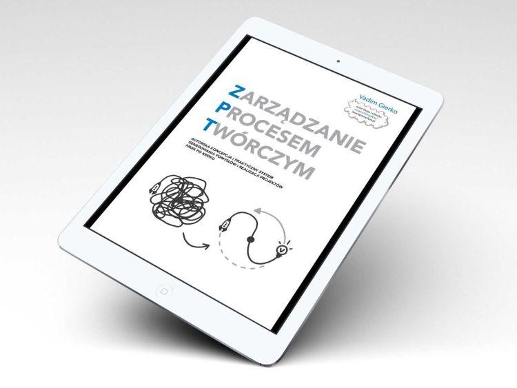 ebook Zarządzanie Procesem Twórczym Vadim Gierko
