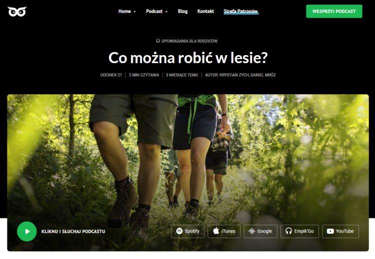 https://blizejlasu.pl/podcast/seria-blizejlasupl-goscinnie/co-mozna-robic-w-lesie/