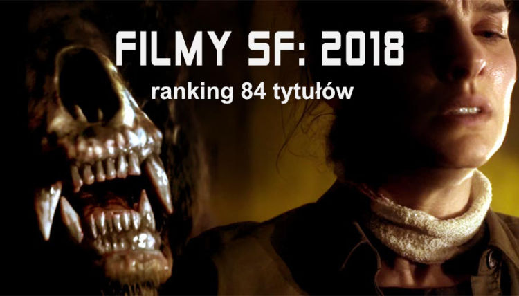 Filmy Science Fiction 2018
