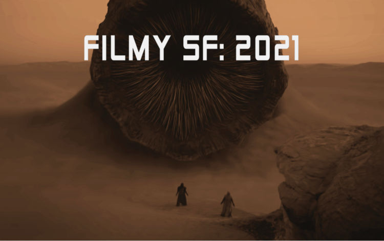 filmy science fiction 2021
