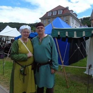 Gisela und Rolf Böhm