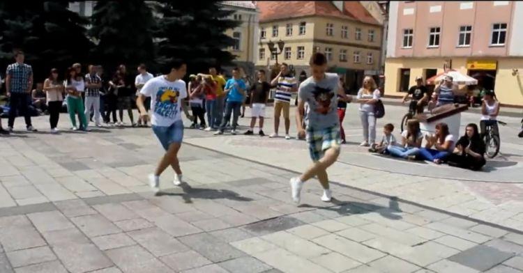 Zlot Jumpstyle Kędzieżyn Koźle 2012
