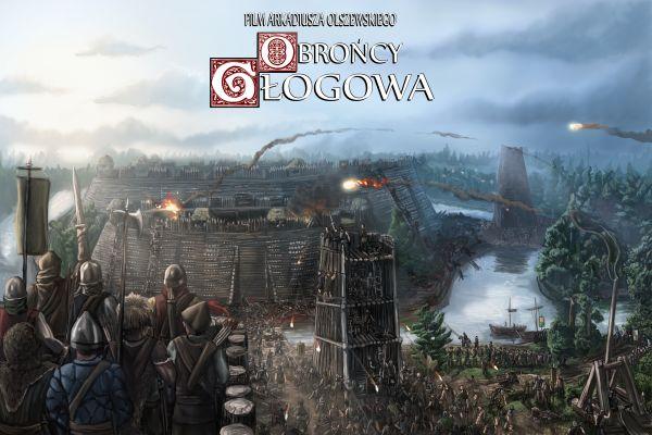 Obrońcy Głogowa, plakat